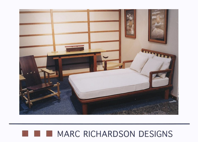 Marc Richardson 39 S Furniture In Clients Homes One Of A Kind Custom Made Furniture